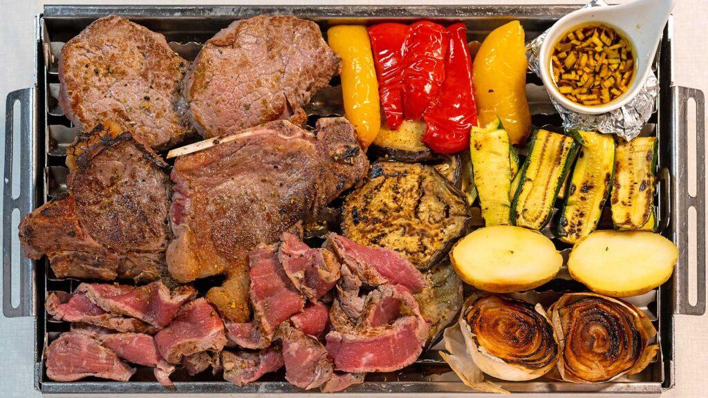 Ristorante consegna domicilio Padova: Utopia. Piatti di carne secondo tradizione