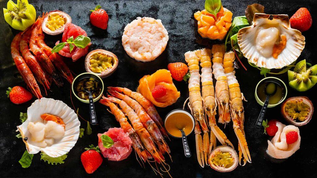 Piatti di pesce raffinati da Utopia: ristorante di pesce in provincia di Padova. Specialità di pesce, il ristorante consegna a domicilio a Padova. Scopri il Menù a domicilio.