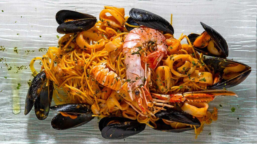 ristorante di pesce Utopia: ristorante consegna a domicilio padova