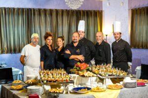 Team Utopia: ristorante di pesce in provincia di Padova. Oggi il ristorante consegna domicilio piatti di pesce raffinati