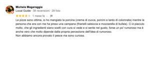 Ristorante di pesce Padova: Utopia. Le recensioni, il ristorante consegna a domicilio nella zona di Padova