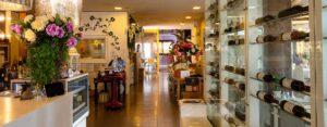 Ristorante di pesce Padova: Utopia. Il ristorante consegna a domicilio a Vigonza. Locale ampio e spazioso