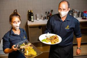 ristorante consegna a domicilio a Padova: Utopia porta piatti di pesce raffinati e gustosi a casa tua. Ordina comodamente: guarda il Menù a domicilio e chiama